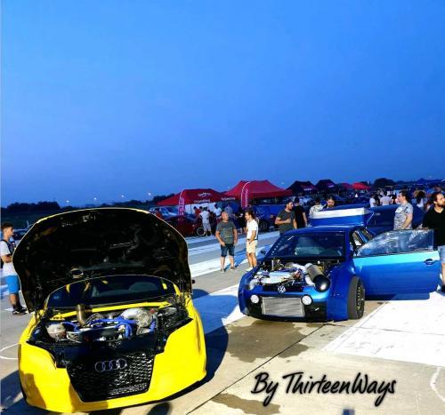 Lupo Bimoto si Audi TT