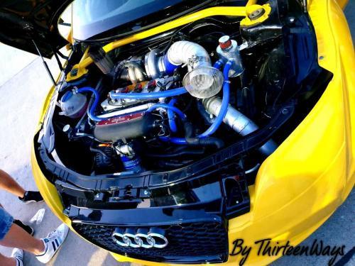 Motor Audi TT